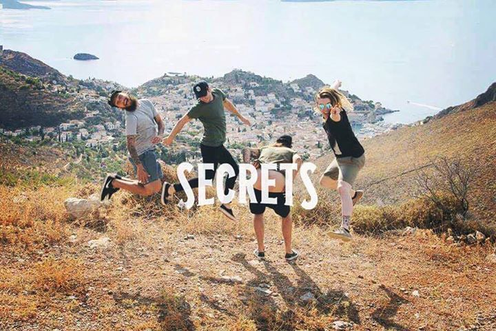 Secrets at Cornerstone!