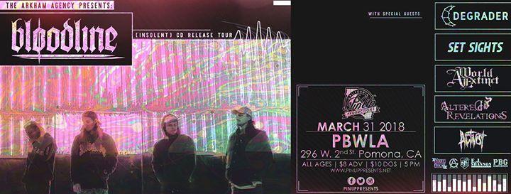 Bloodline/ Degrader/ Set Sights +More at PBW