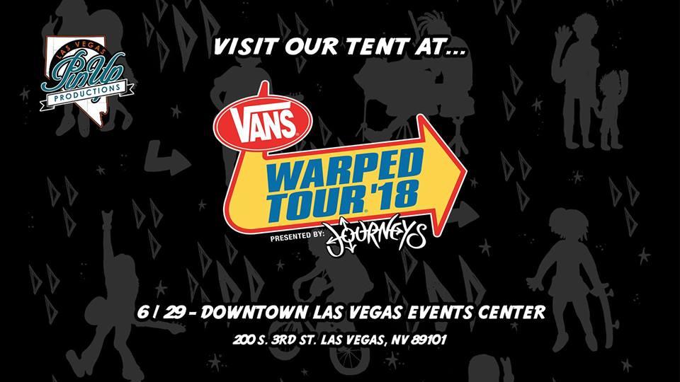 Vans Warped Tour – PinUp Tent